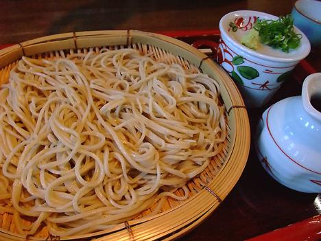二八ざる蕎麦(2枚)