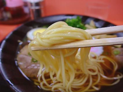 煮干しラーメン麺あっぷ
