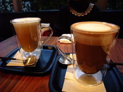 カフェラテ&ホワイトチョコモカ