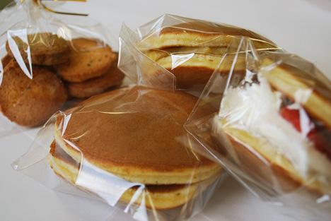 どらやき3種&クッキー