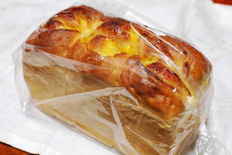 マーマレード食パン