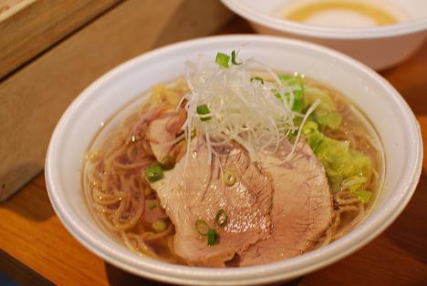 試作1(自作麺