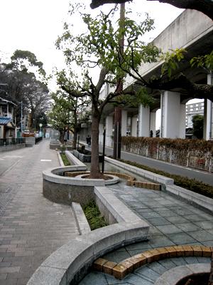 枚方市遊歩道01