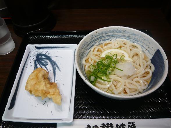京極 うどん 1