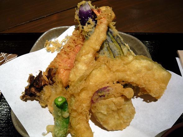 きすけ 天ぷら