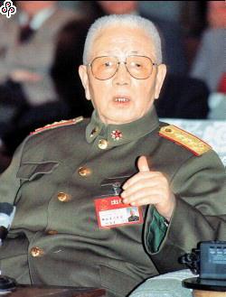 曾任中共中央軍委副主席、政治局常委的劉華清(見圖,中新社),昨日過世,享年九十五#27506;