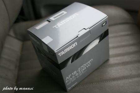 タムロンAF18-270mm(B003)