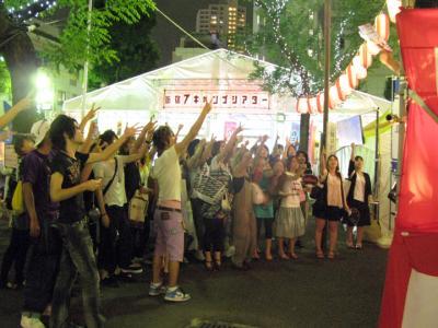 1年生 「新宿7キャンプシアター」 吉本お笑いライブ観覧