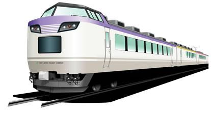 JR長野支社に現る団体専用列車