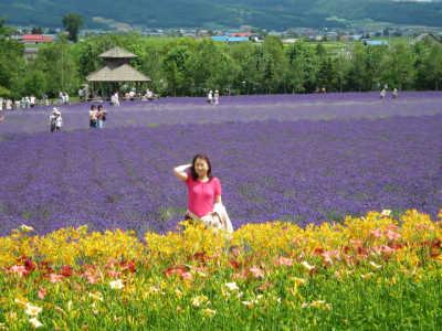 in 北海道