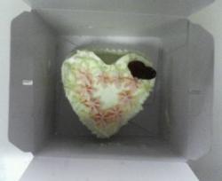 マロンお誕生日ケーキ