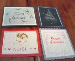 エマさんお手製カード
