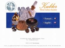 Société Kubler, Pâtissier Chocolatier