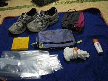 富士山装備