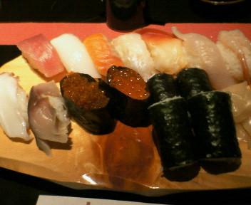 お寿司ぃ~