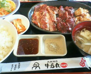 お肉ぅ~~~