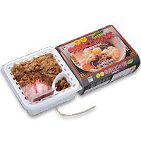 熱熱牛肉ビビンバ丼