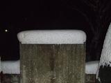 1月1日の積雪