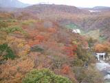 紅葉温泉神社20071030