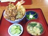 乙女食堂天丼1