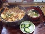 寿々木カツ丼1