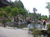 清流の里池