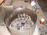 清流の里炭火焼き