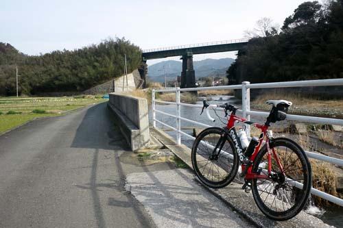 日田彦山線鉄橋