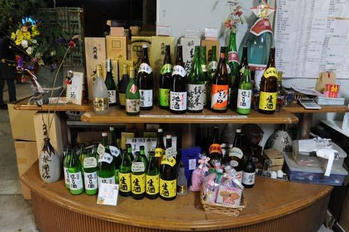 林酒造の商品