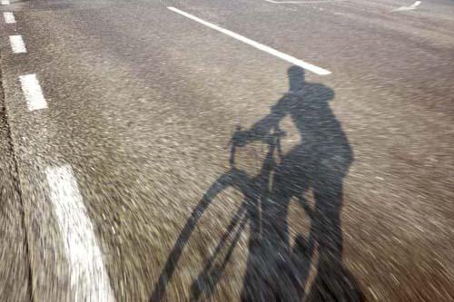 快適なサイクリング
