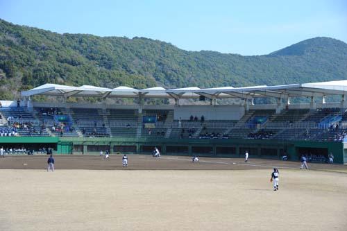 かきどまり野球場