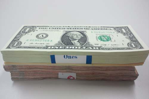 ドルとバーツ