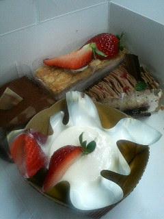 マルブンのおいしいケーキ