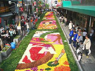 インフィオラータこうべ2009・神戸市中央区001