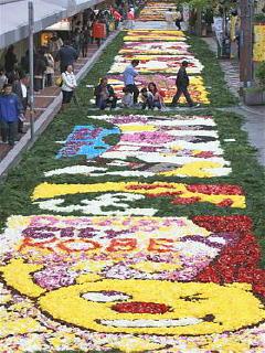 インフィオラータこうべ2009・神戸市中央区002