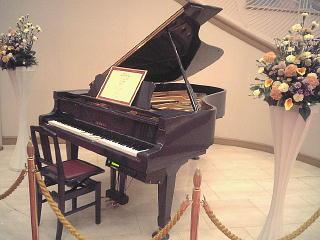 090528_00007宝塚大劇場・自動演奏ピアノ