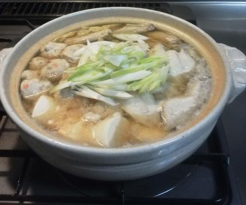 たらちり鍋
