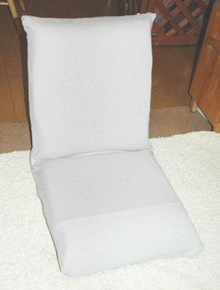 手作りのストレッチ座椅子カバー