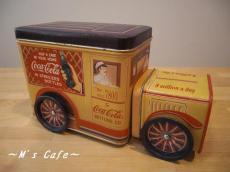 コカコーラ・車