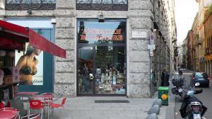 ブログ用ミラノの本屋