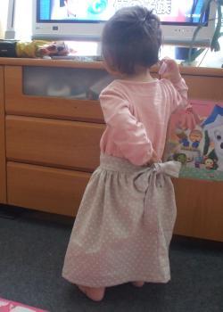 ふんわりスカート2