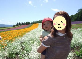富良野6花畑