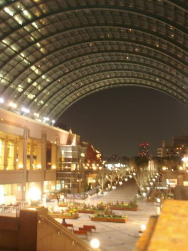 恵比寿の夜景2