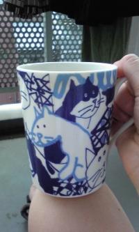 お気にマグカップ
