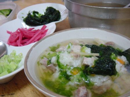 奄美の豚飯