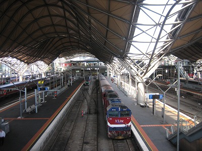 サザンクロス駅