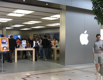 Apple ストアー