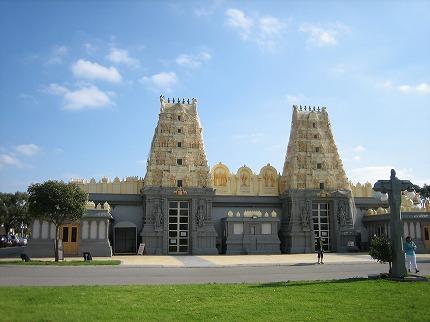 ヒンズー教寺院