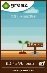 5本目の苗木