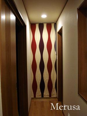 パネルカーテン1